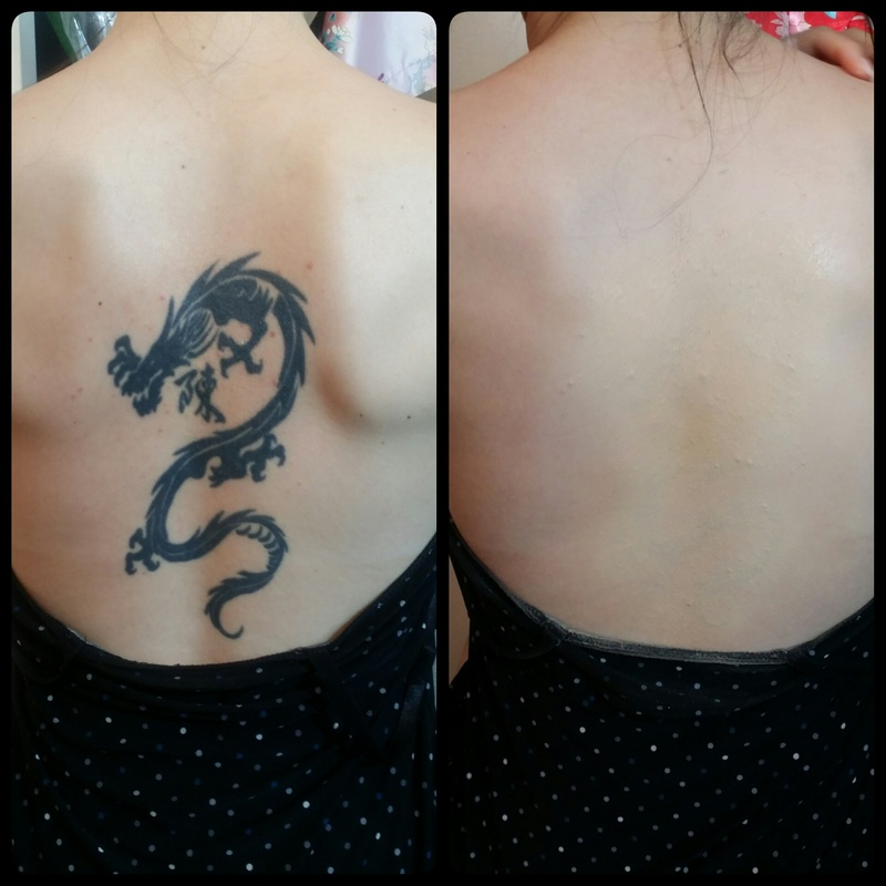 Tattoo cover up makeup